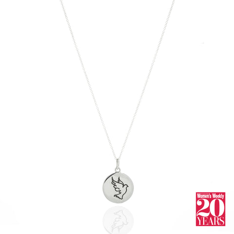 The Singapore Women's Weekly Hope Pendant Necklace (Pre-Order)