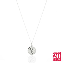 The Singapore Women's Weekly Hope Pendant Necklace (Pre-Order) - Carrie K.