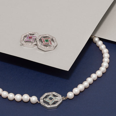 Heritage Pearl Necklace - Carrie K.