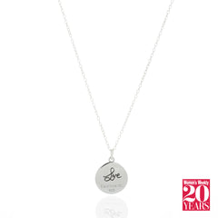 The Singapore Women's Weekly Live Pendant Necklace - Carrie K.