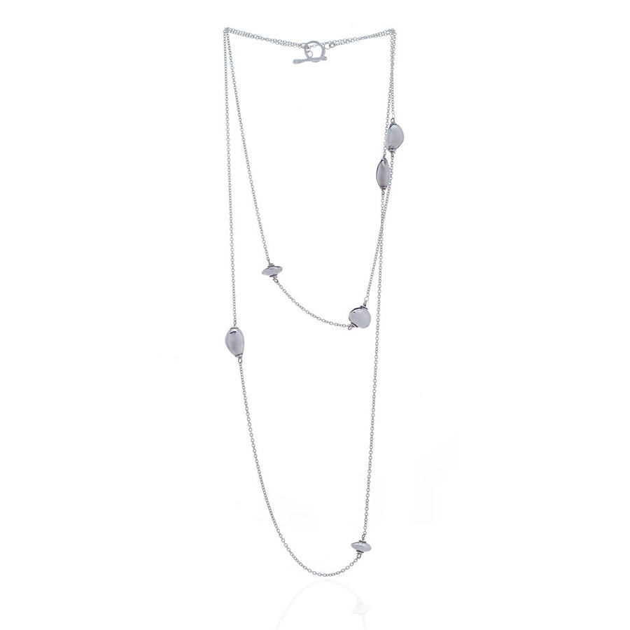 Milestones Long Necklace - Carrie K.