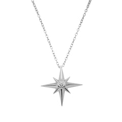 North Star Necklace - Carrie K.