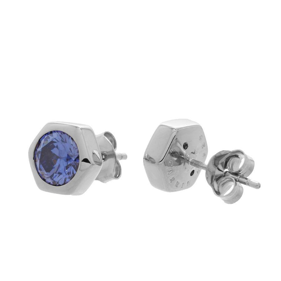 Nut & Bolt Bling Studs - Carrie K.