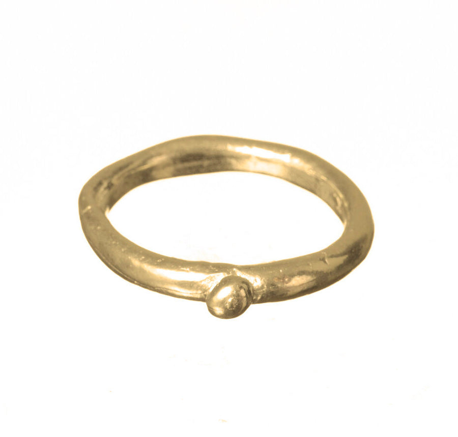 Stone Age Little Rock Ring - Carrie K.