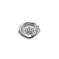Crown Seal Ring - Carrie K.