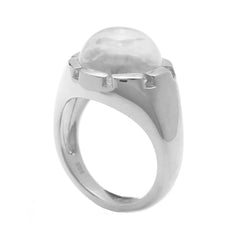 Time Gear Signet Ring - Carrie K.