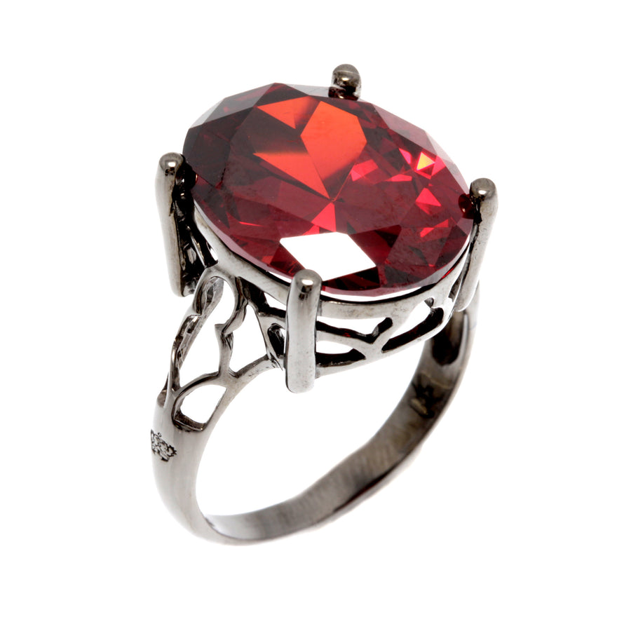 Sangria Cocktail Ring - Carrie K.
