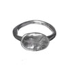 Greek Silver Ring - Carrie K.
