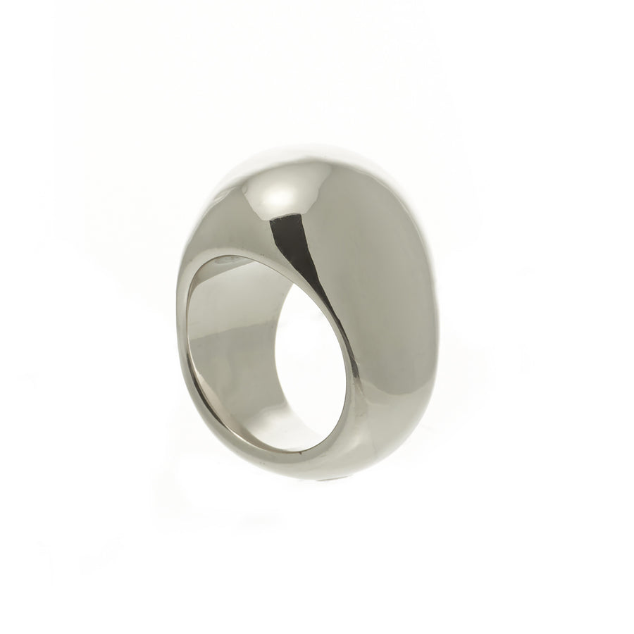 Liquid Metal Drop Ring - Carrie K.