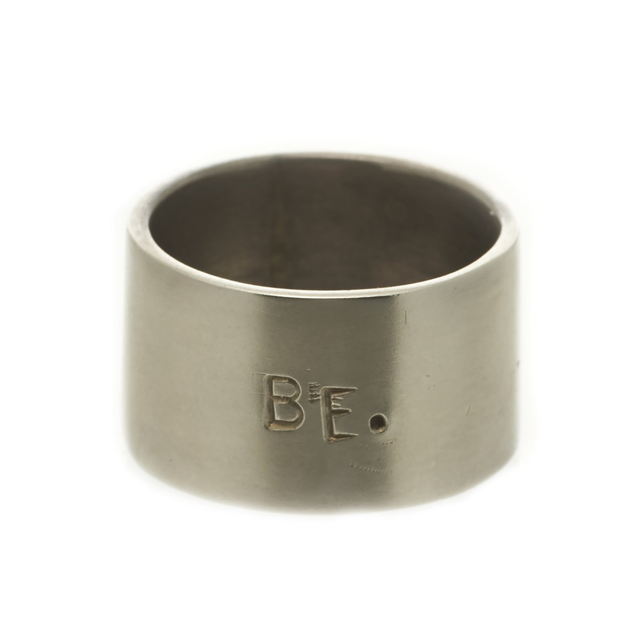 BE Word Ring - Carrie K.