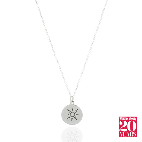 The Singapore Women's Weekly Live Pendant Necklace (Pre-Order)