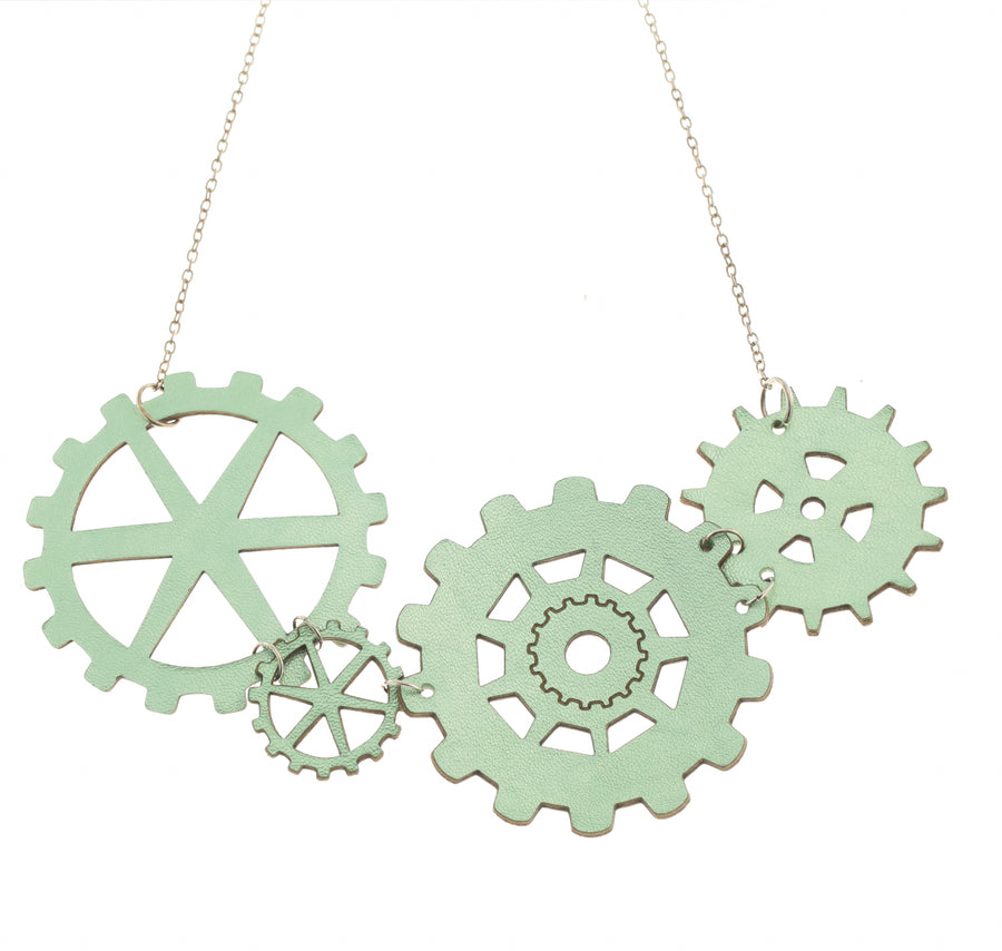 Heavy Mettle Relay Necklace - Carrie K.