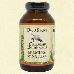 Muscles by Nature - Dr Morse's Cellular Botanicals