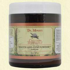 Herbal Tooth and Gum Powder