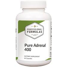 Pure Adrenal 400mg - Pure Professional formula