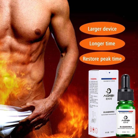 5pcs Men Powerful Adult Sex Products Male Massage Essential Oil Penis Enhancement Increase Enlargement Sex Penis Energy Essence