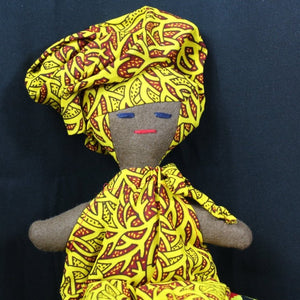 African Dolls | The Continent Clothing