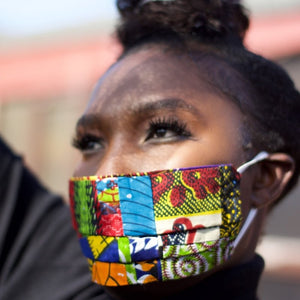 African Face Masks | The Continent Clothing
