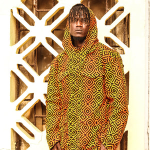 African Hoodies In Over 30 Prints