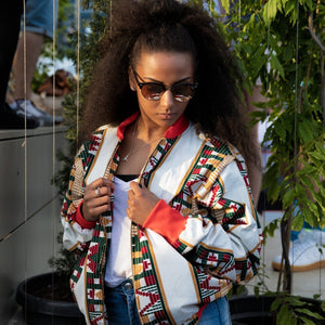African Jackets & Coats | The Continent Clothing