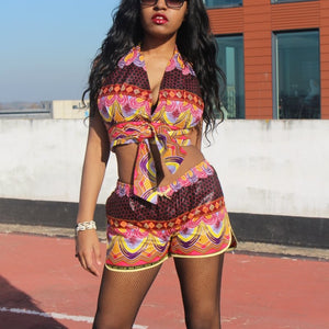 African Matching Outfits | The Continent Clothing