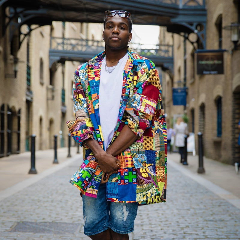 African Print Shirts | The Continent Clothing