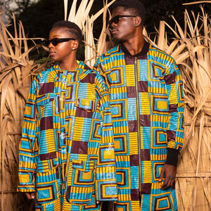 African Spirit Collection | The Continent Clothing