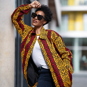 African Winter Jackets & Coats | The Continent Clothing