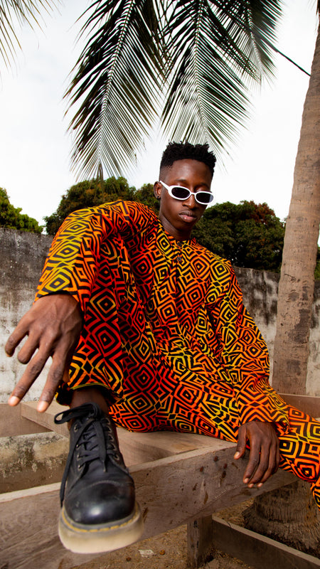 Mens African Clothing | The Continent Clothing