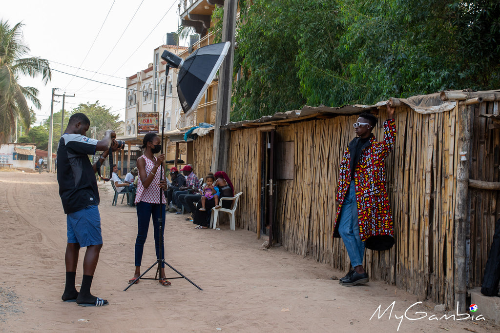 Bitz photography shooting our African spirit collection