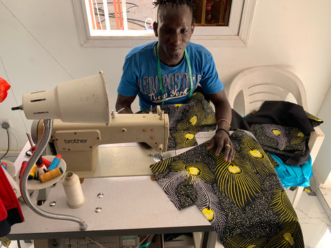 African Clothing New Tailor: Snookie