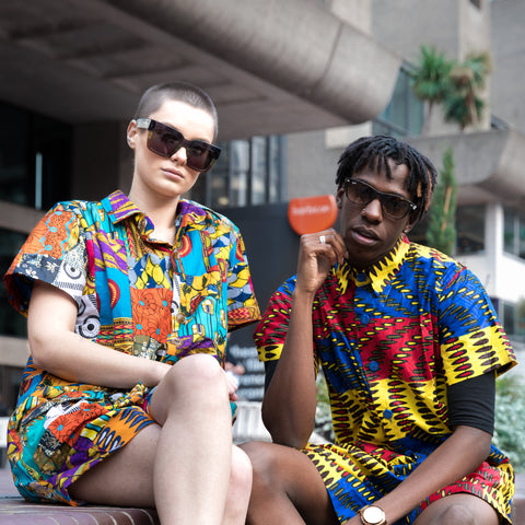 african boiler suits