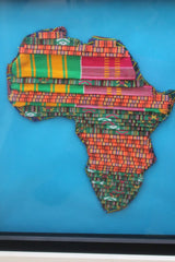 African Panting Eco Friendly Artwork - Continent Clothing