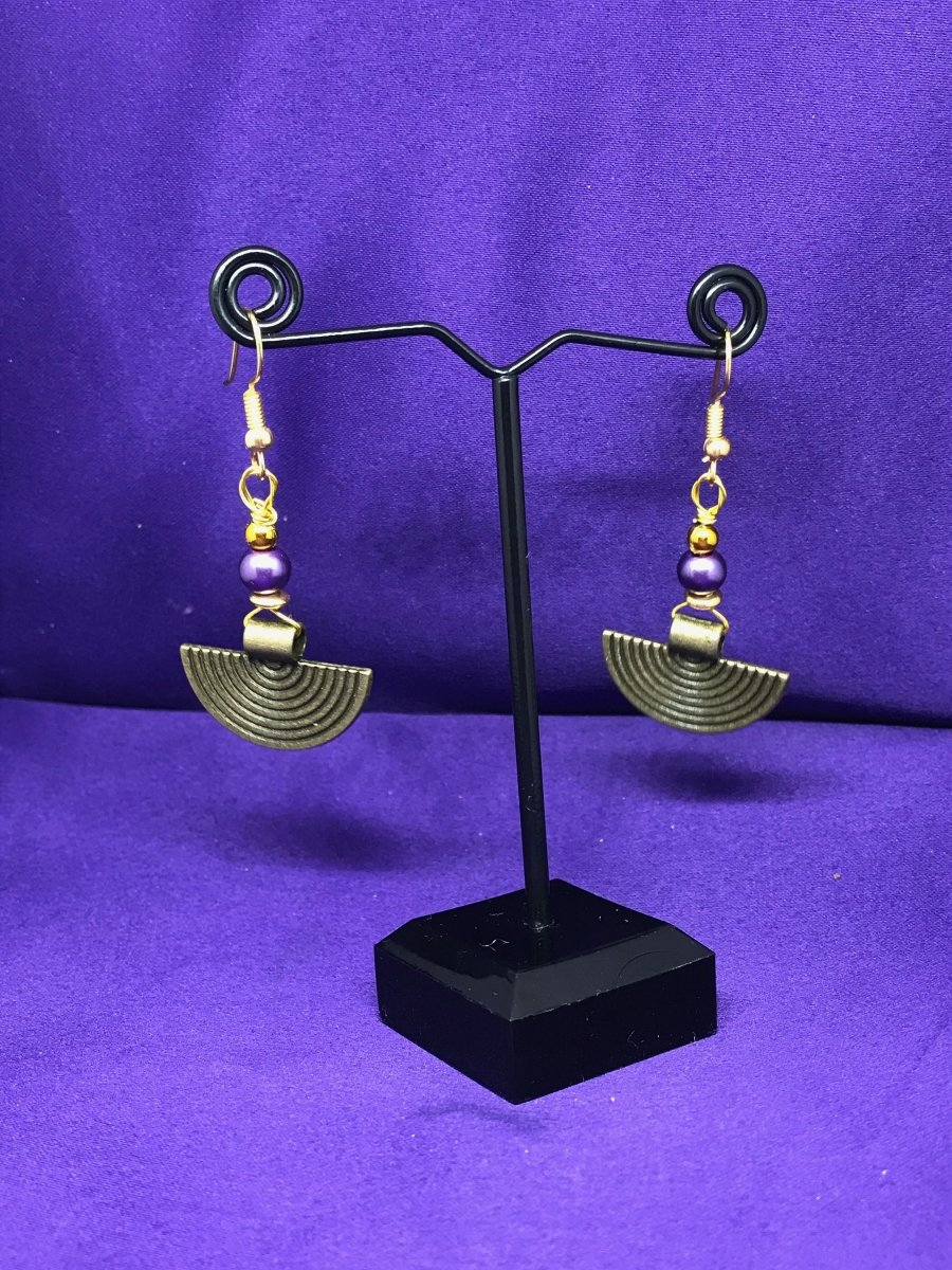 Afrocentric Earrings - Continent Clothing