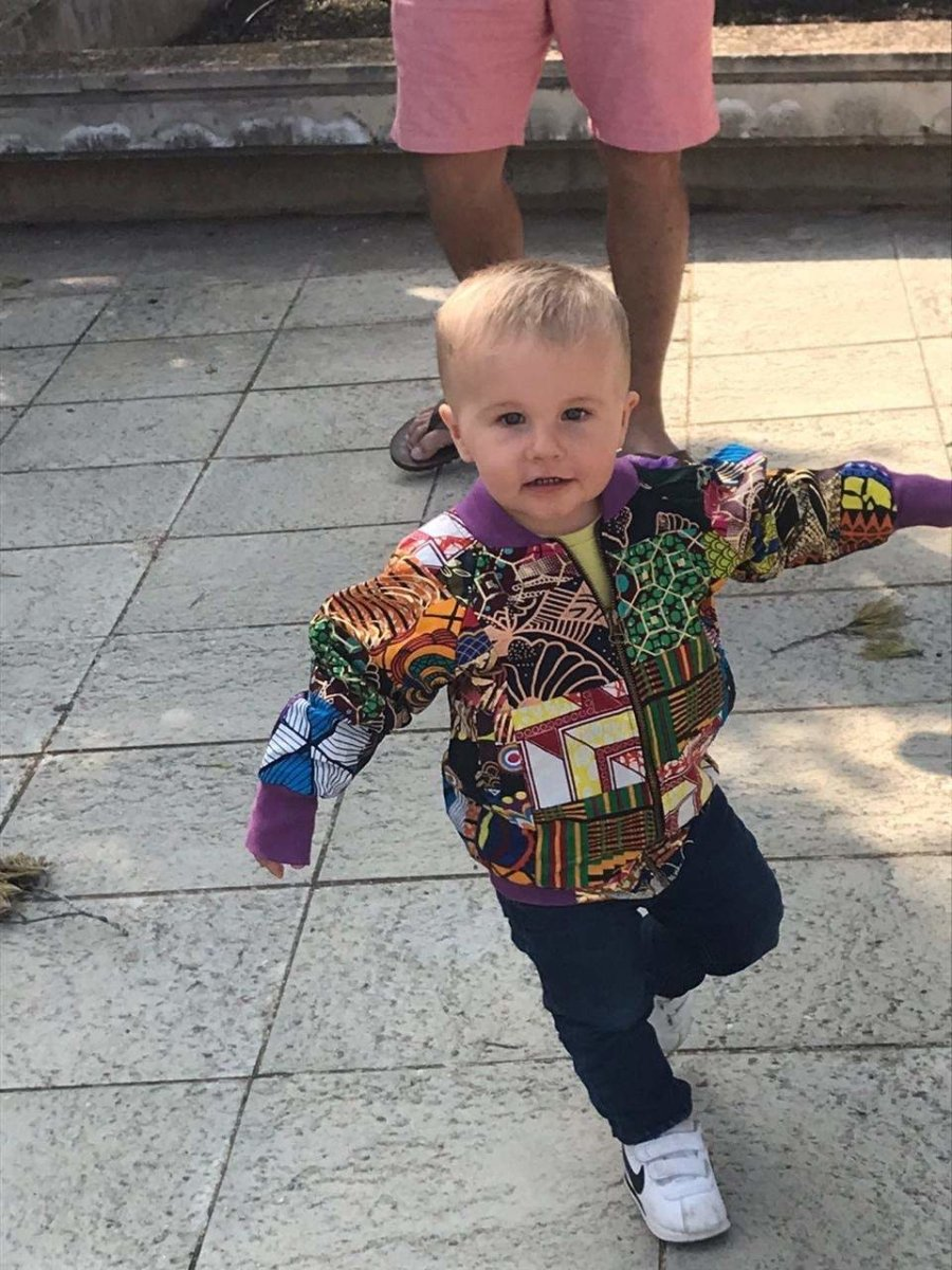 Handmade Childrens Patchwork Bomber Jacket - Continent Clothing