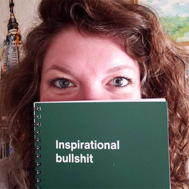 WTF Notebooks customer review: Inappropriate gifts for her