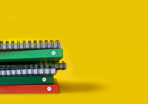Quirky & snarky quality notebooks made in England, UK