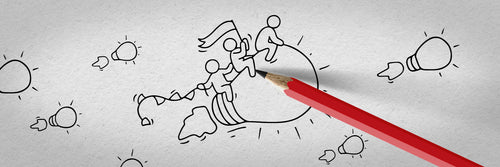 Get Your Doodle On! Why It's Beneficial To Doodle At Work