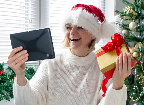 WTF Notebooks: How to play Secret Santa over Zoom / video