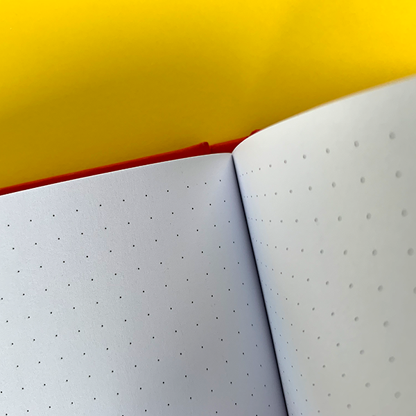 WTF Notebooks funny dotted journals