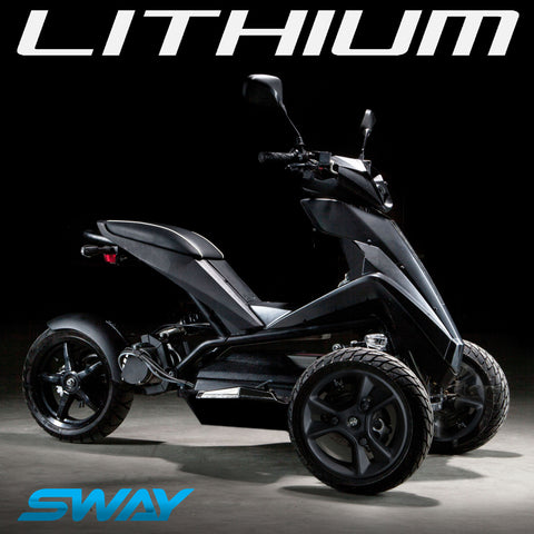 Sway Lithium Reservation: $500 - Total Price $8500 with 2-Year Service Contract