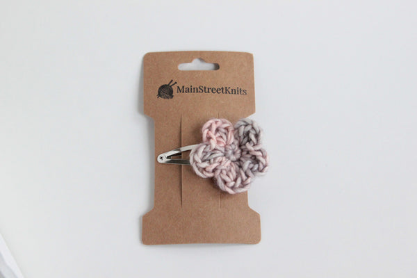 A Bigger Flower Hairpin