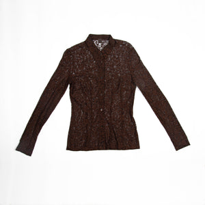 Dolce & Gabbana Shirt Brown