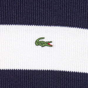 Lacoste Sweater Blue Striped