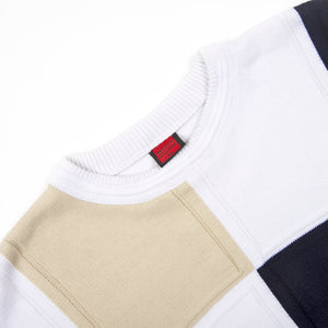 "Hugo Boss Sweater ""Mondriaan"""