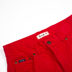 Pringle Jeans Red - Amsterdam Vintage Clothing