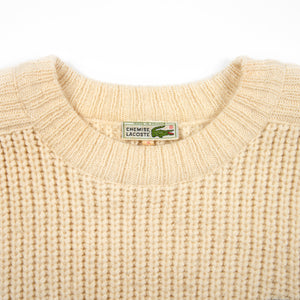 70's Lacoste Club Sweater