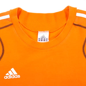 Adidas Sweater Orange Sport