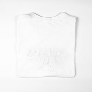 BOOTLEG Chanel T-Shirt White
