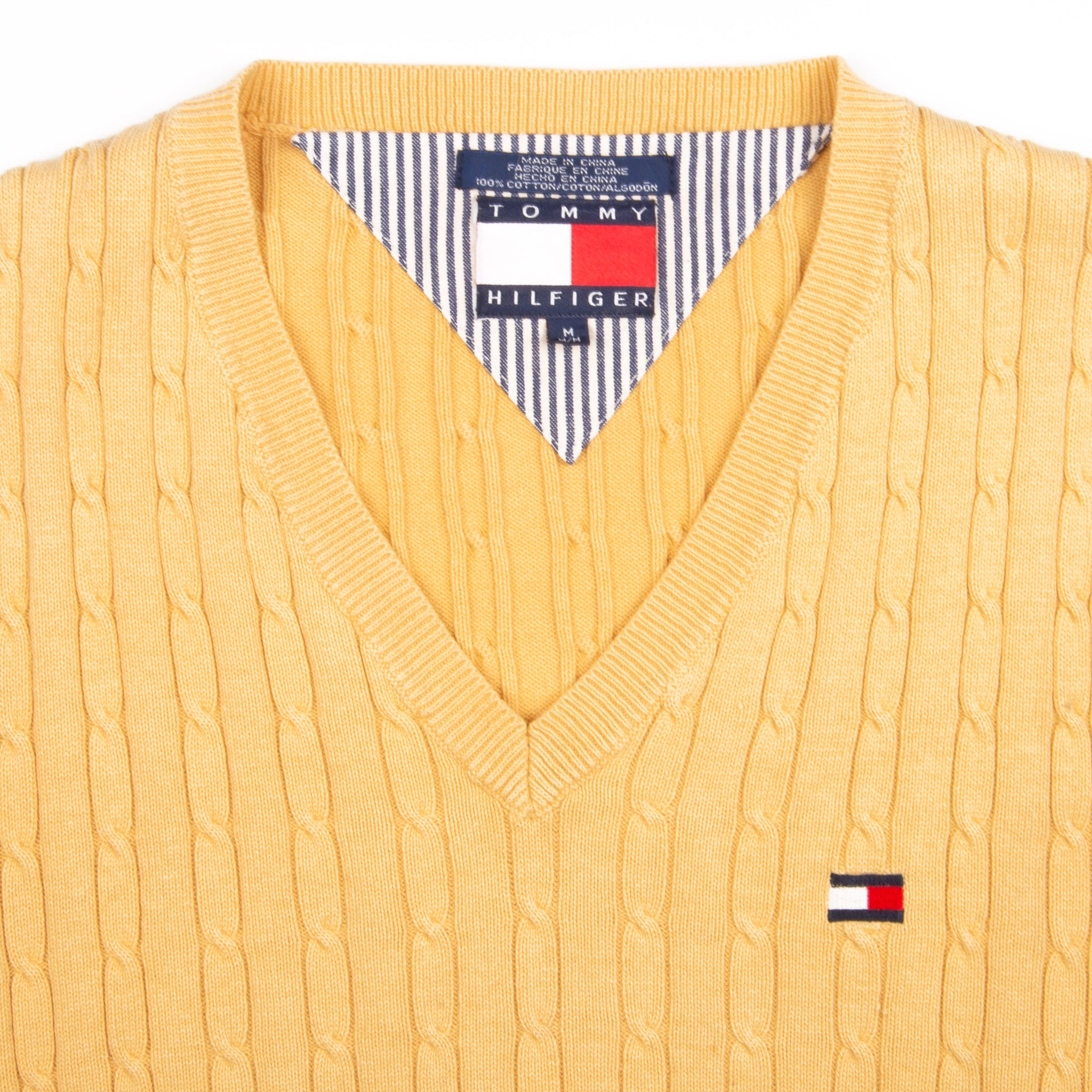 Tommy Hilfiger Spencer Yellow